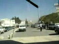 Driving a Humvee in Iraq