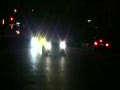 Night Racing- Camero SS vs Mitsubishi EVO