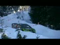 Awesome Rally Racing in Snow