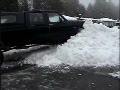 F-350 Fun In the Snow