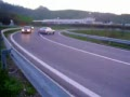 BMW M5 Drifting IN TRAFFIC On the Highway