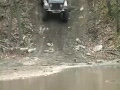 Jeep Crawling and Swimming