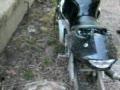 Redneck Hyabusa Dirt Drag Prototype