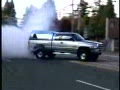 1000 ft. lbs. Cummins Burnout