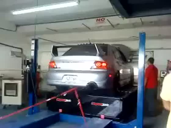 Dyno Tuning FAIL