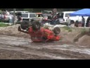Mud Drag Crash