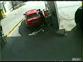Woman Driver Forgets Gas Pump