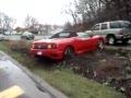 A Stuck Ferrari