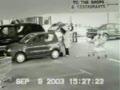 Crazy Woman in Parking Garage