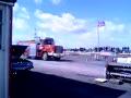 Awesome Fire Truck Wheelie