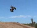 Extreme ATV Jump - Face Smash
