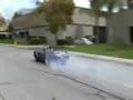 Shelby Cobra Triggers Car Alarms
