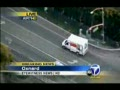 Police Chase A Lady In A U-Haul