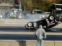 Chevette Wheelie and Flip