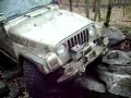 Jeep Wrangler Attempts the Yellow Jacket