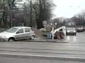 Stuck Car Breaks Axle